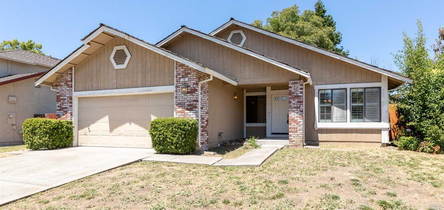 $539,000 - 4Br/2Ba -  for Sale in American Canyon