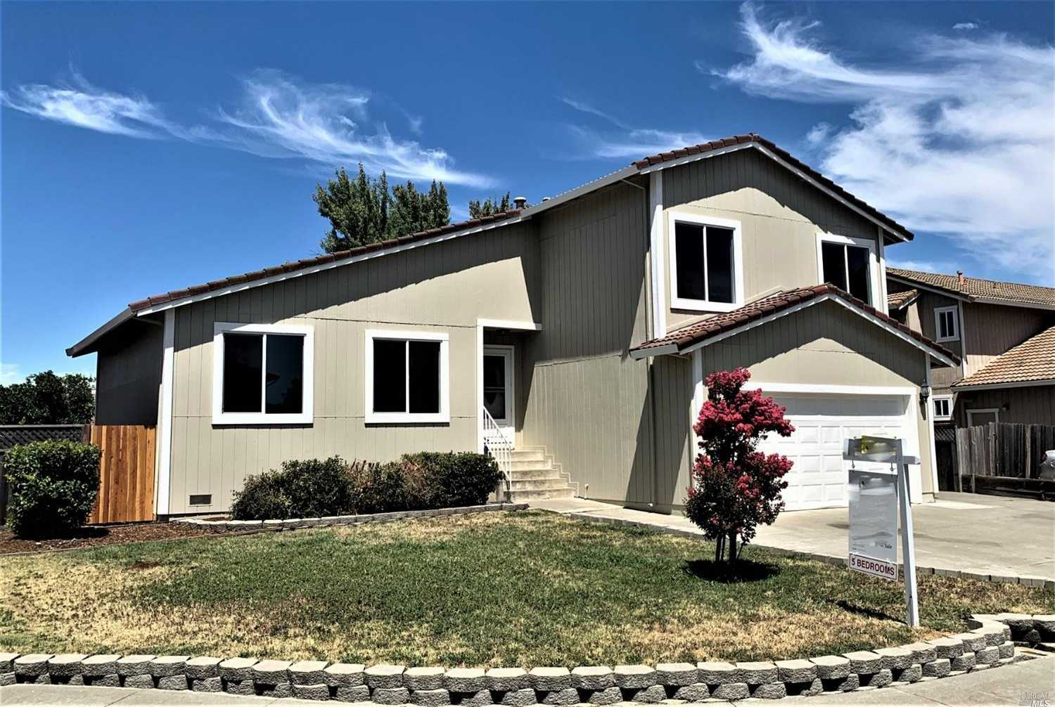 $469,000 - 5Br/3Ba -  for Sale in Vacaville