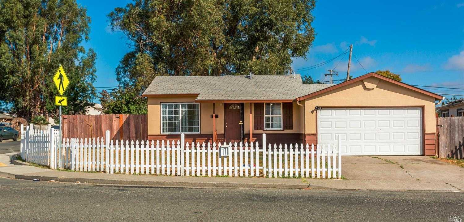 $379,500 - 4Br/2Ba -  for Sale in Vallejo