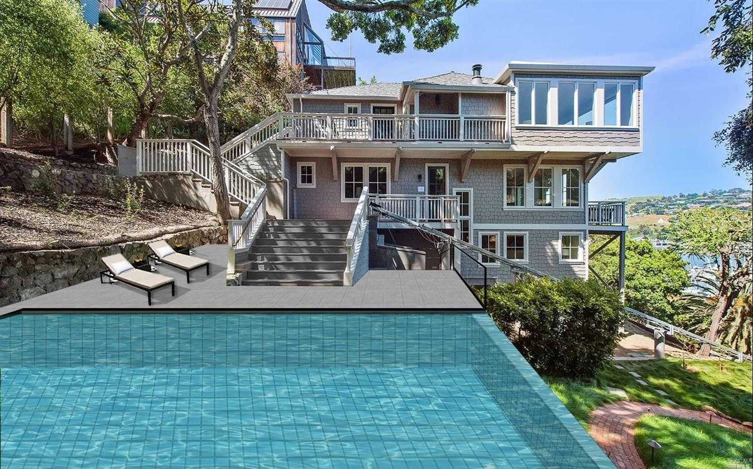 $7,995,000 - 5Br/5Ba -  for Sale in Belvedere
