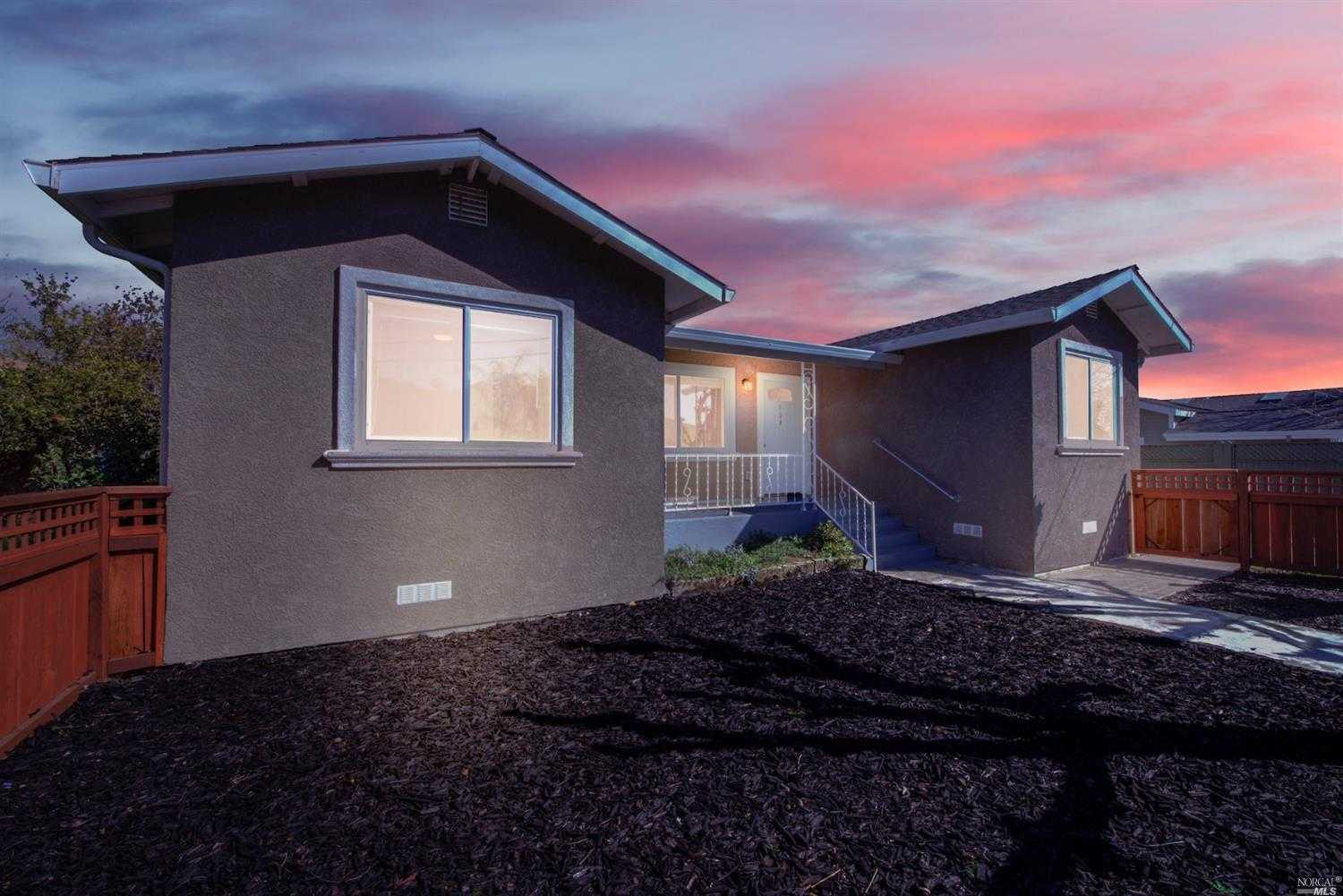 $710,000 - 3Br/2Ba -  for Sale in American Canyon