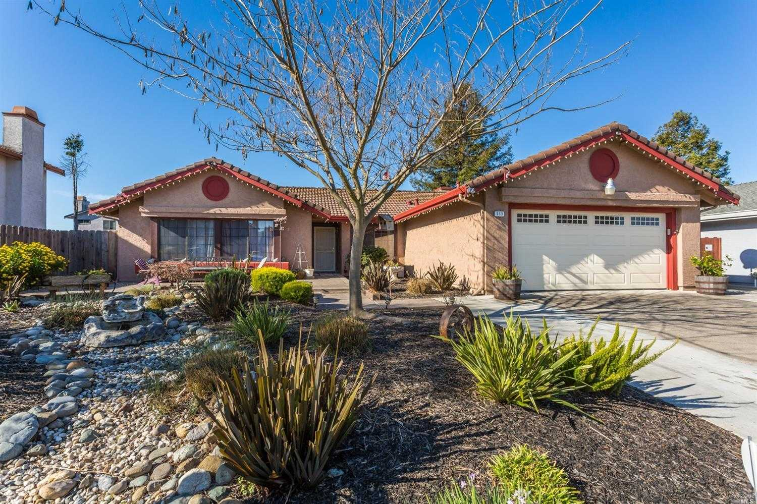 $549,000 - 3Br/2Ba -  for Sale in American Canyon