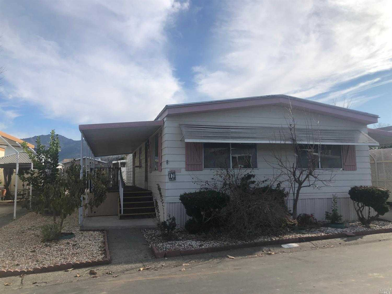 $110,000 - 2Br/2Ba -  for Sale in Yountville