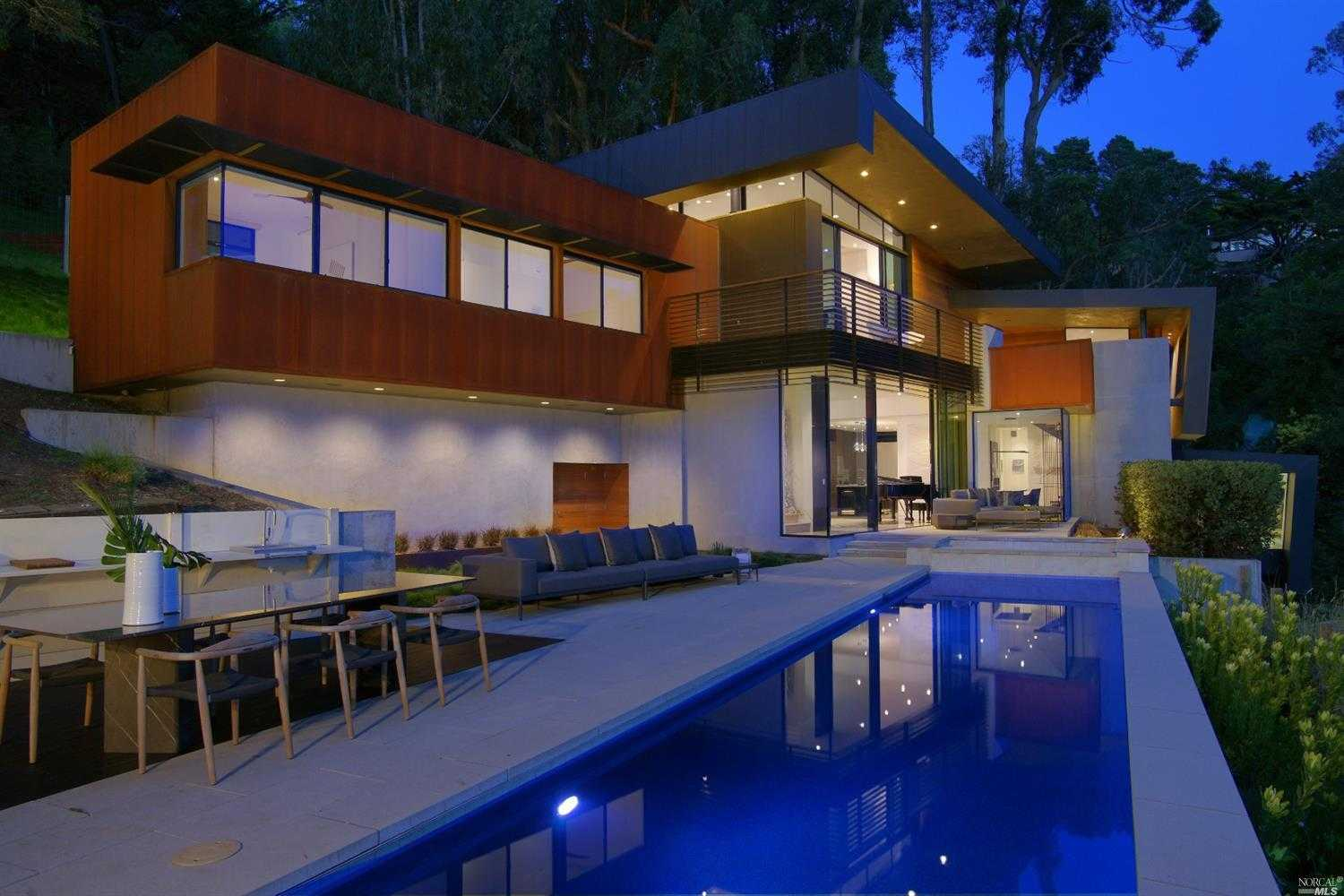 $12,900,000 - 6Br/7Ba -  for Sale in Mill Valley