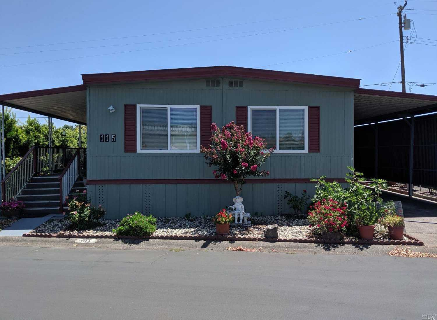 $129,900 - 2Br/2Ba -  for Sale in Yountville