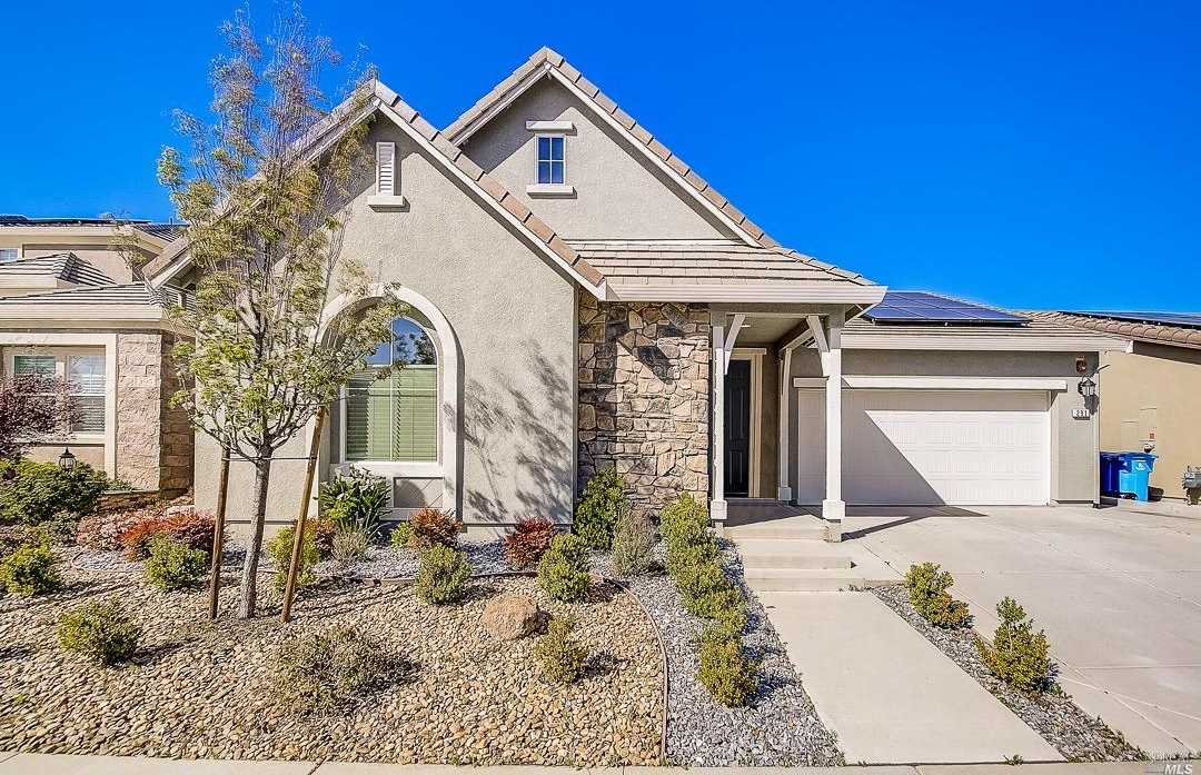$549,000 - 3Br/2Ba -  for Sale in Vacaville