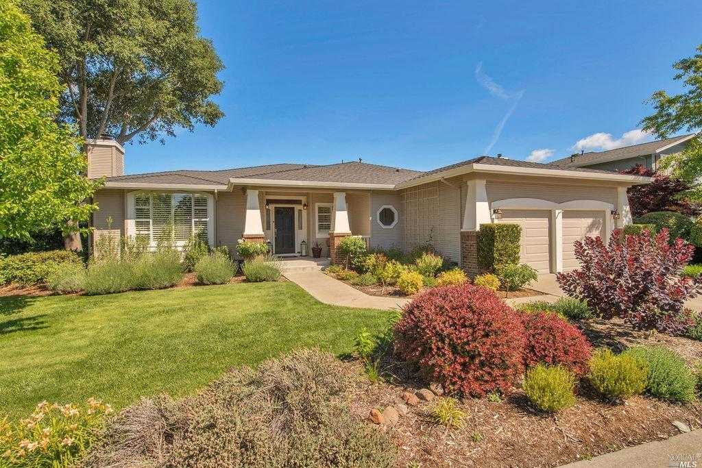 $2,125,000 - 4Br/3Ba -  for Sale in Yountville