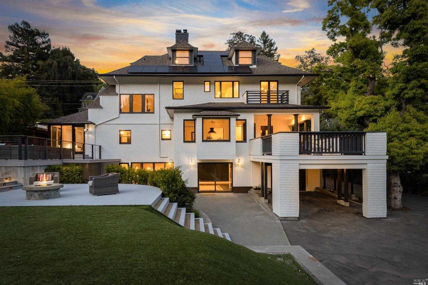 $6,995,000 - 7Br/6Ba -  for Sale in Mill Valley