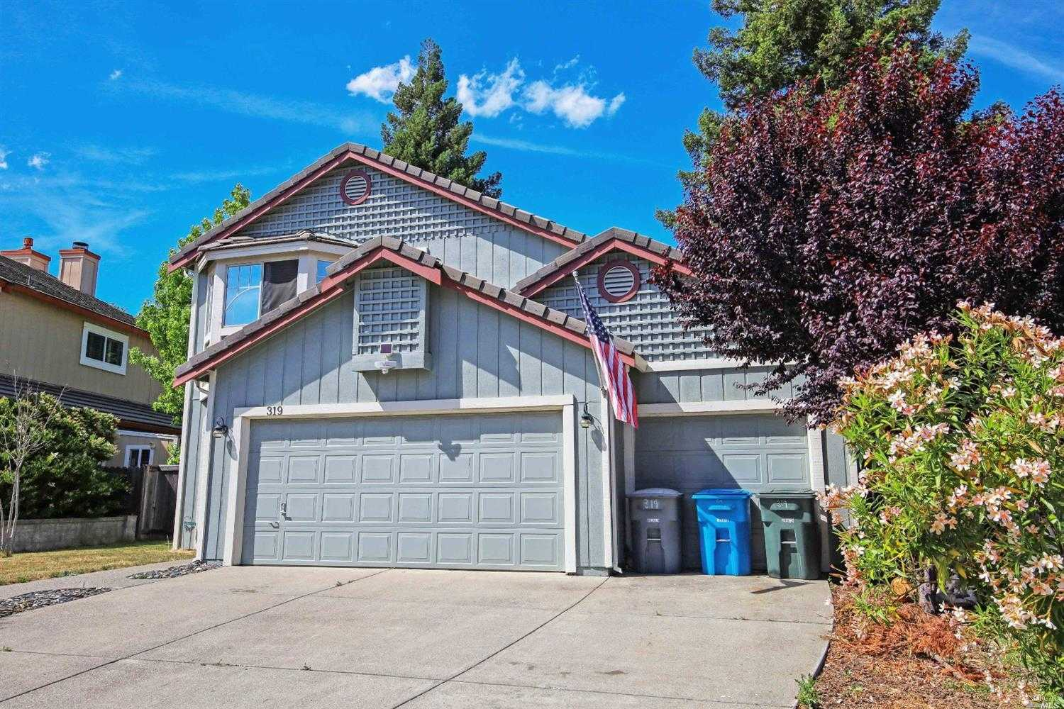 $489,900 - 4Br/3Ba -  for Sale in Vacaville