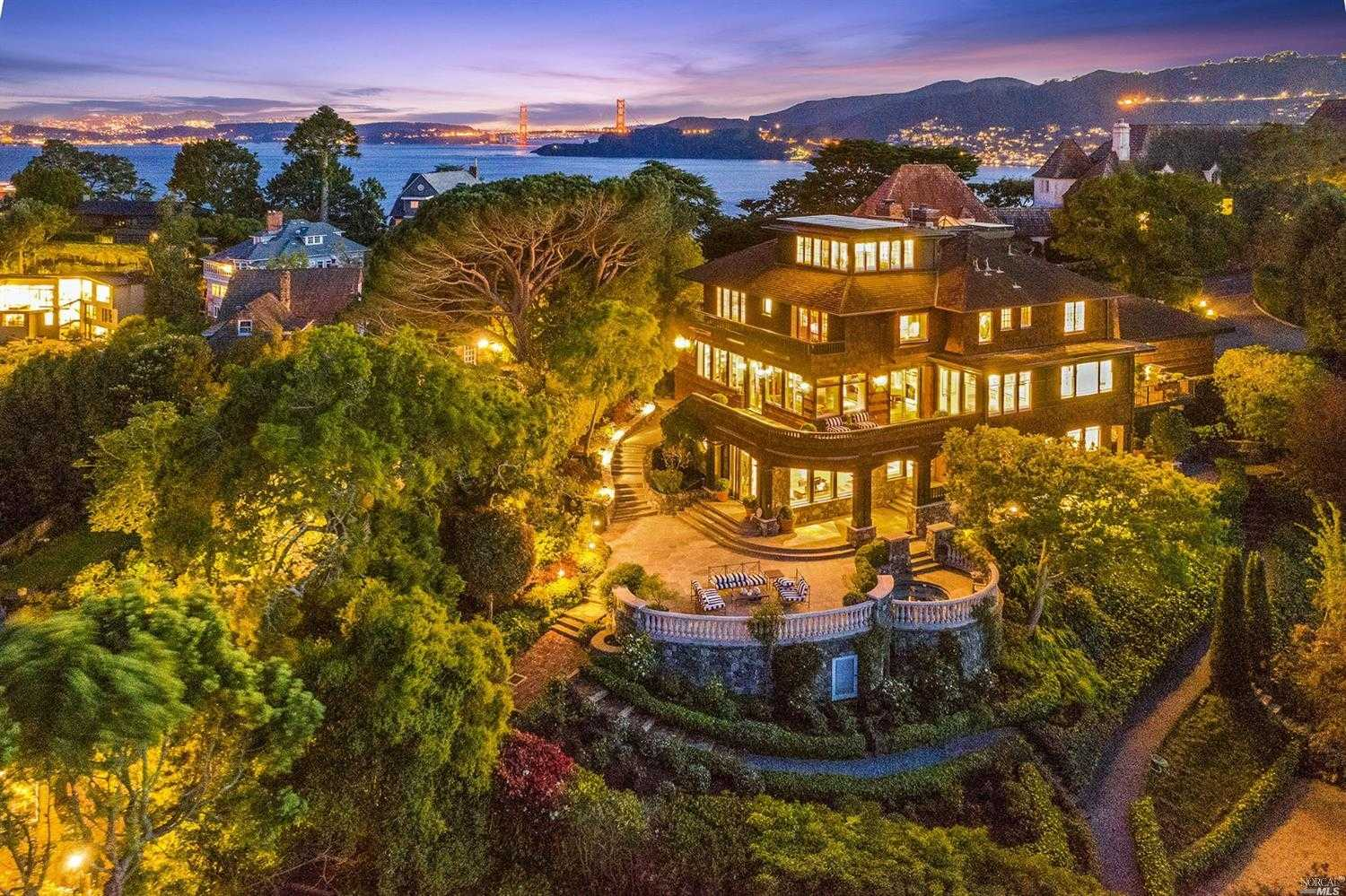 $8,495,000 - 6Br/7Ba -  for Sale in Belvedere