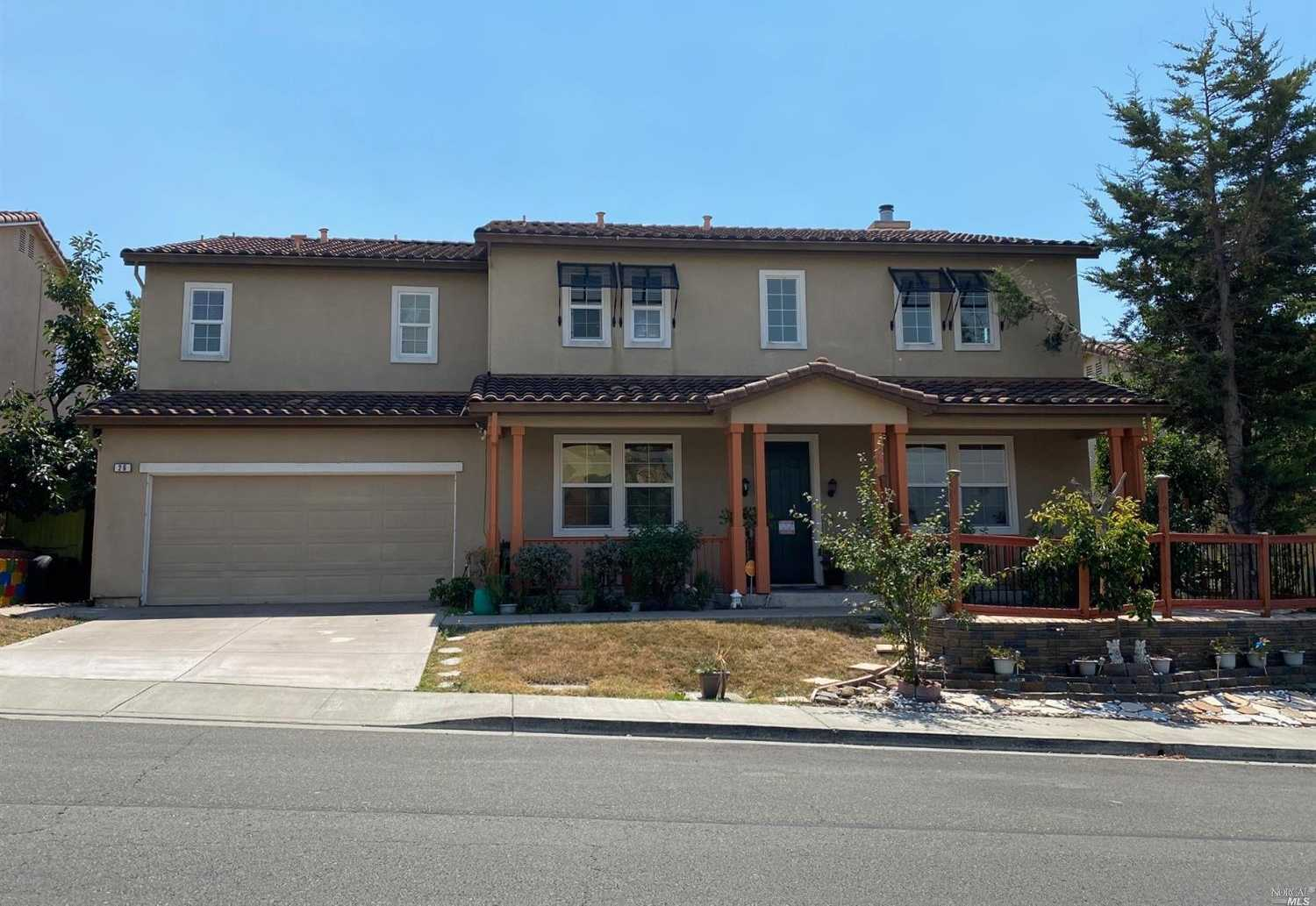 $848,000 - 5Br/3Ba -  for Sale in American Canyon