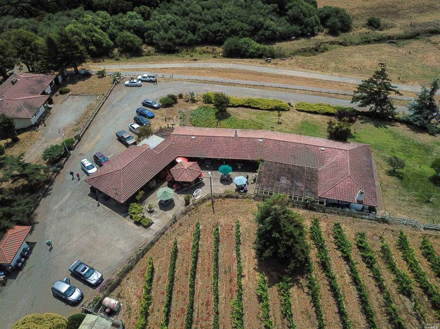 $6,200,000 - 4Br/4Ba -  for Sale in Point Reyes Station