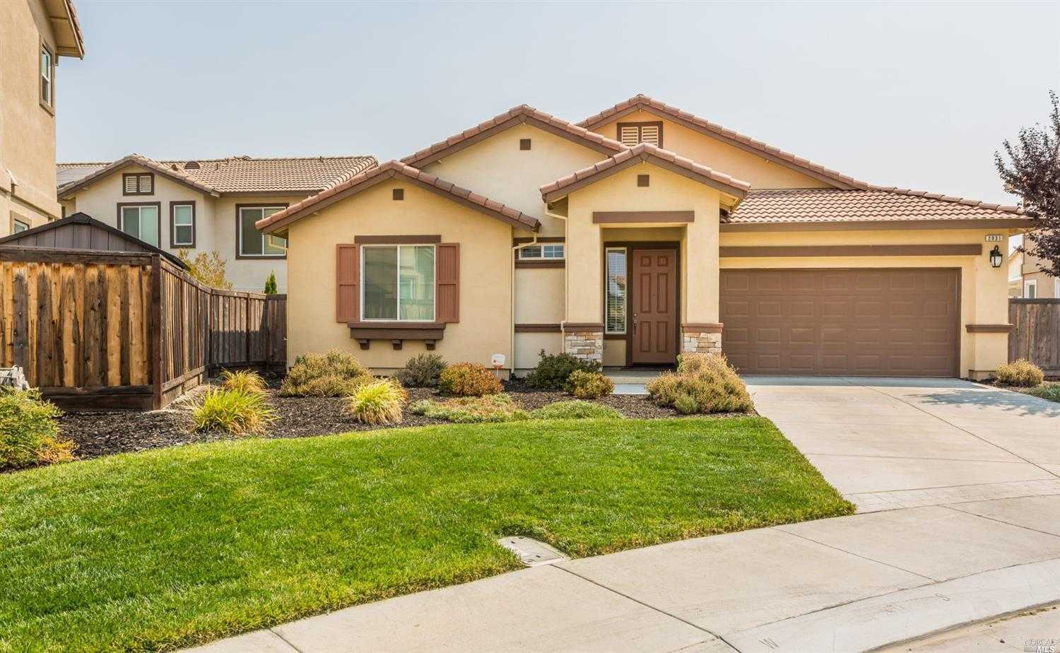$535,000 - 3Br/2Ba -  for Sale in Vacaville