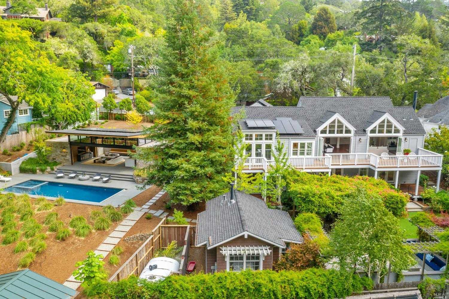 $8,995,000 - 6Br/7Ba -  for Sale in Mill Valley