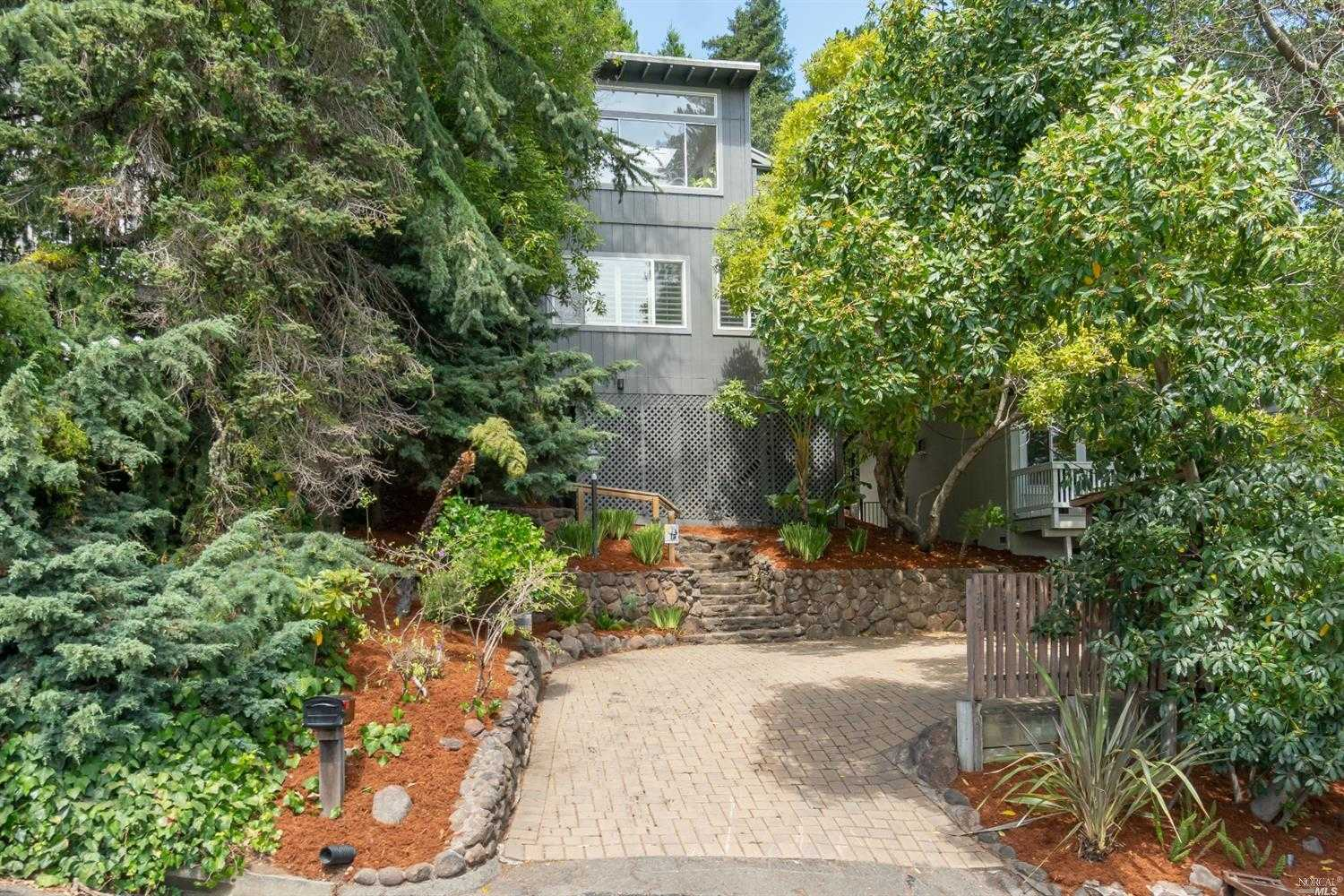 $1,250,000 - 3Br/1Ba -  for Sale in Mill Valley