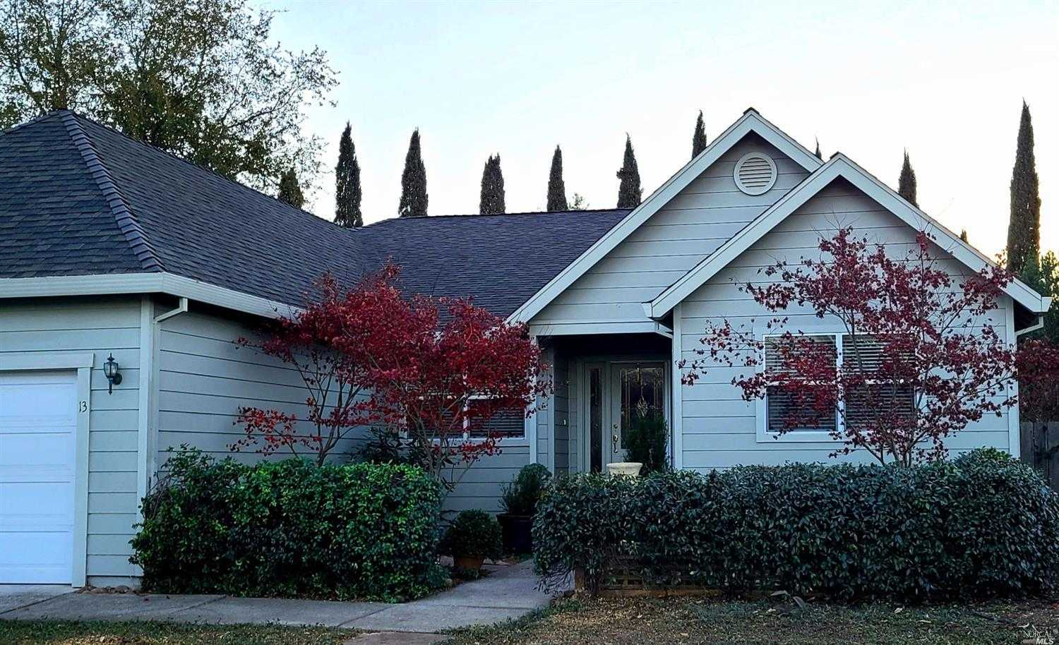 $1,674,000 - 3Br/2Ba -  for Sale in Yountville