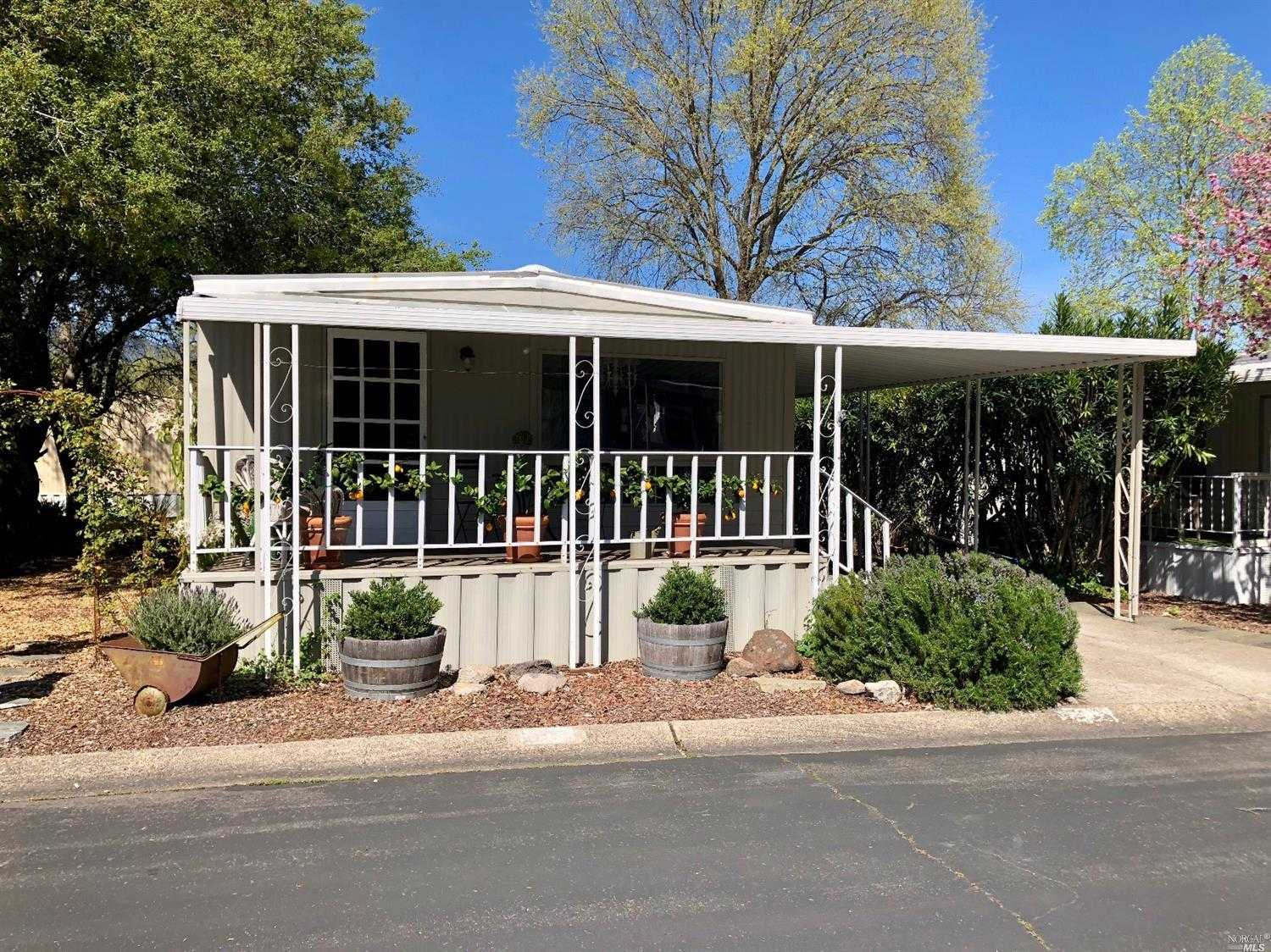 $125,000 - 2Br/2Ba -  for Sale in Calistoga