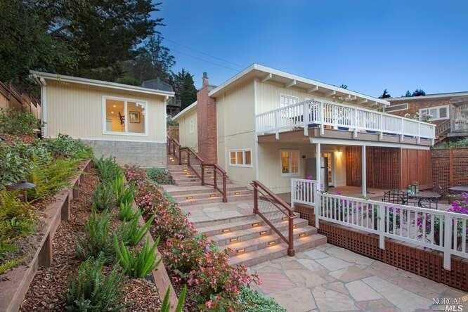 $1,795,000 - 3Br/4Ba -  for Sale in Mill Valley