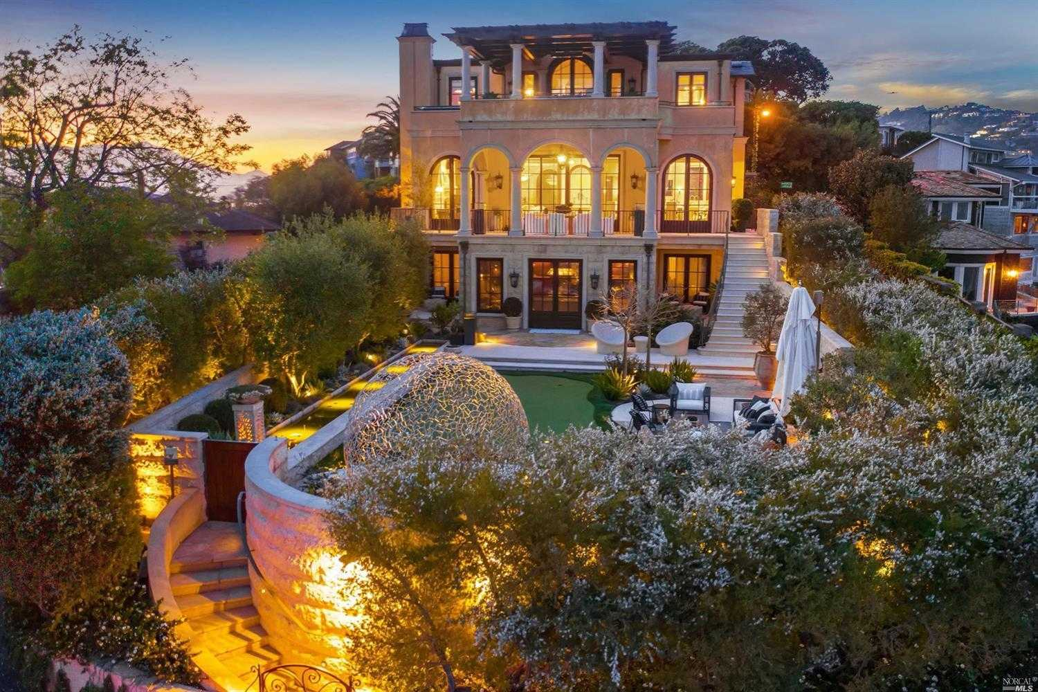 $27,500,000 - 4Br/4Ba -  for Sale in Belvedere