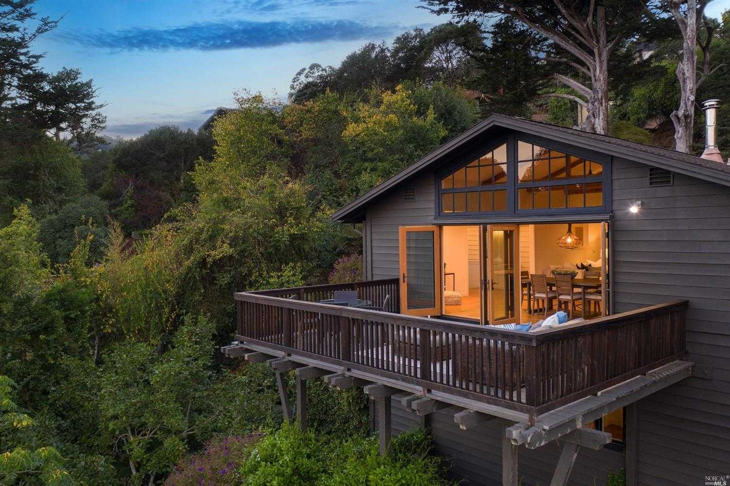 $2,895,000 - 3Br/4Ba -  for Sale in Mill Valley