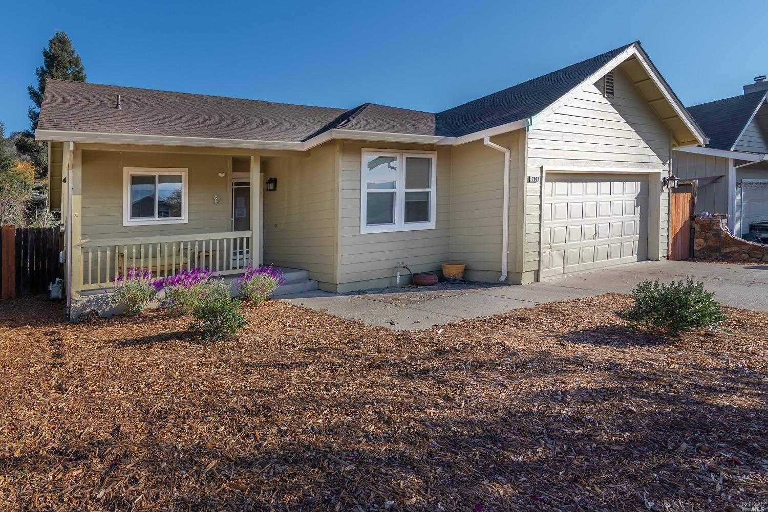$729,000 - 3Br/2Ba -  for Sale in Palisades, Calistoga