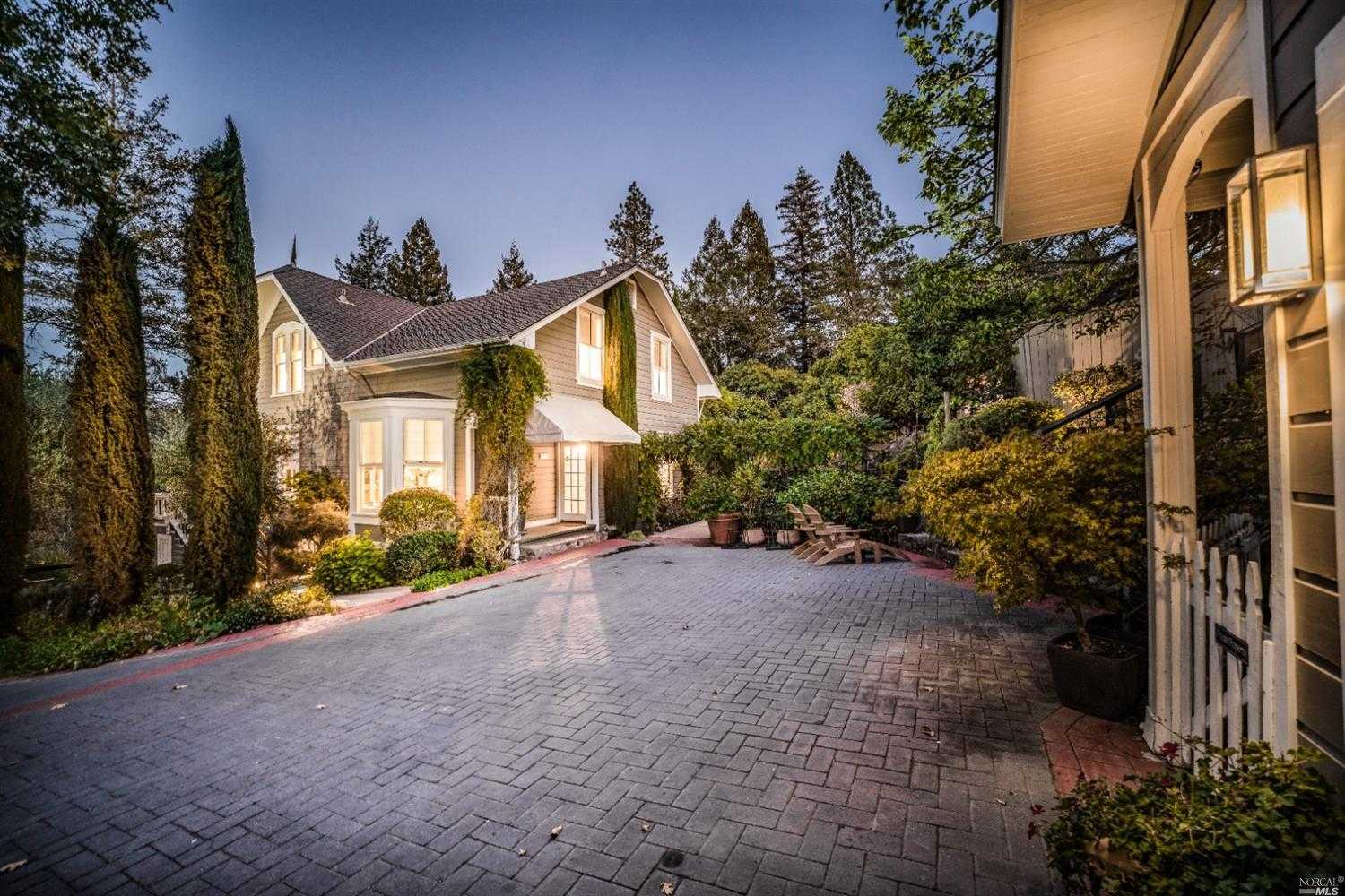 $3,450,000 - 8Br/9Ba -  for Sale in Calistoga