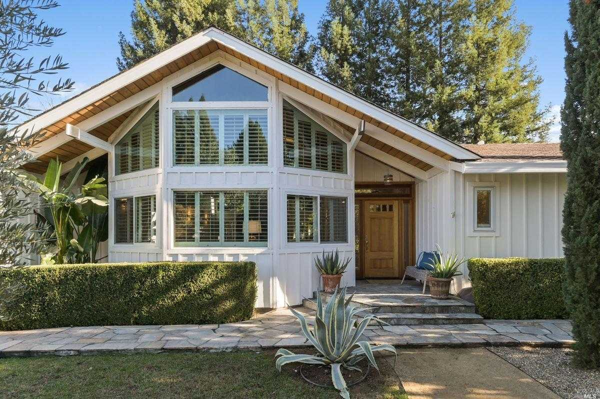 $2,495,000 - 3Br/3Ba -  for Sale in St. Helena