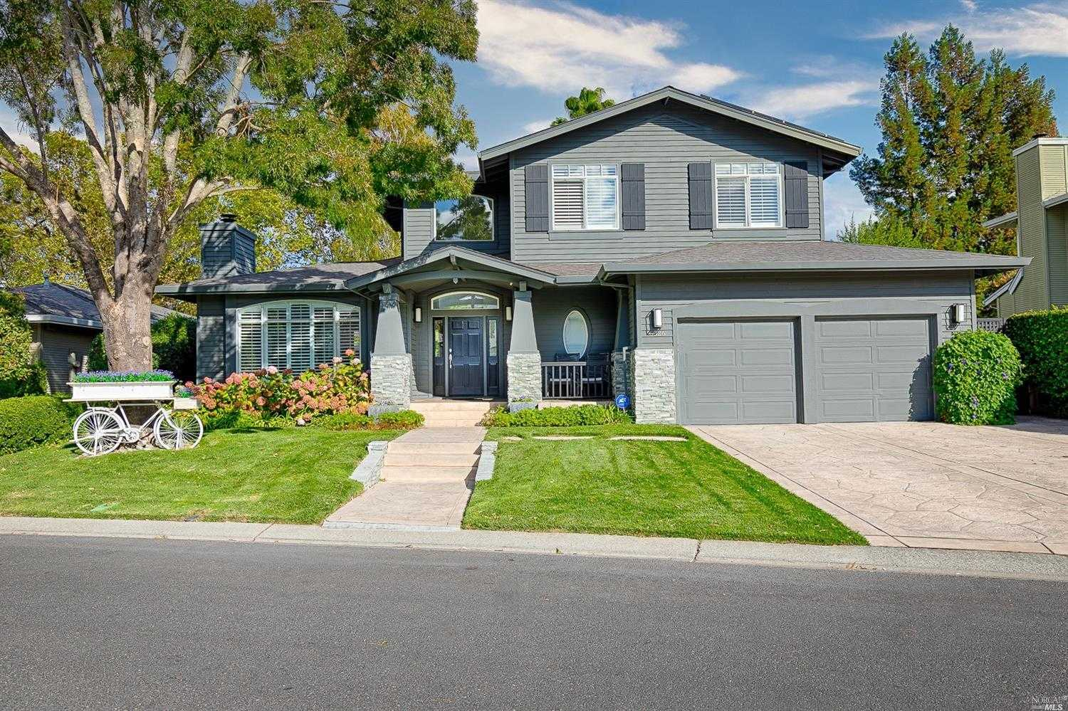 $2,739,000 - 4Br/3Ba -  for Sale in Yountville