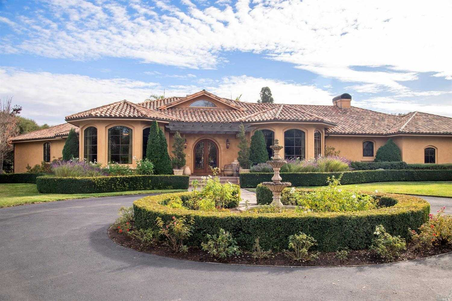 $4,295,000 - 4Br/5Ba -  for Sale in Novato