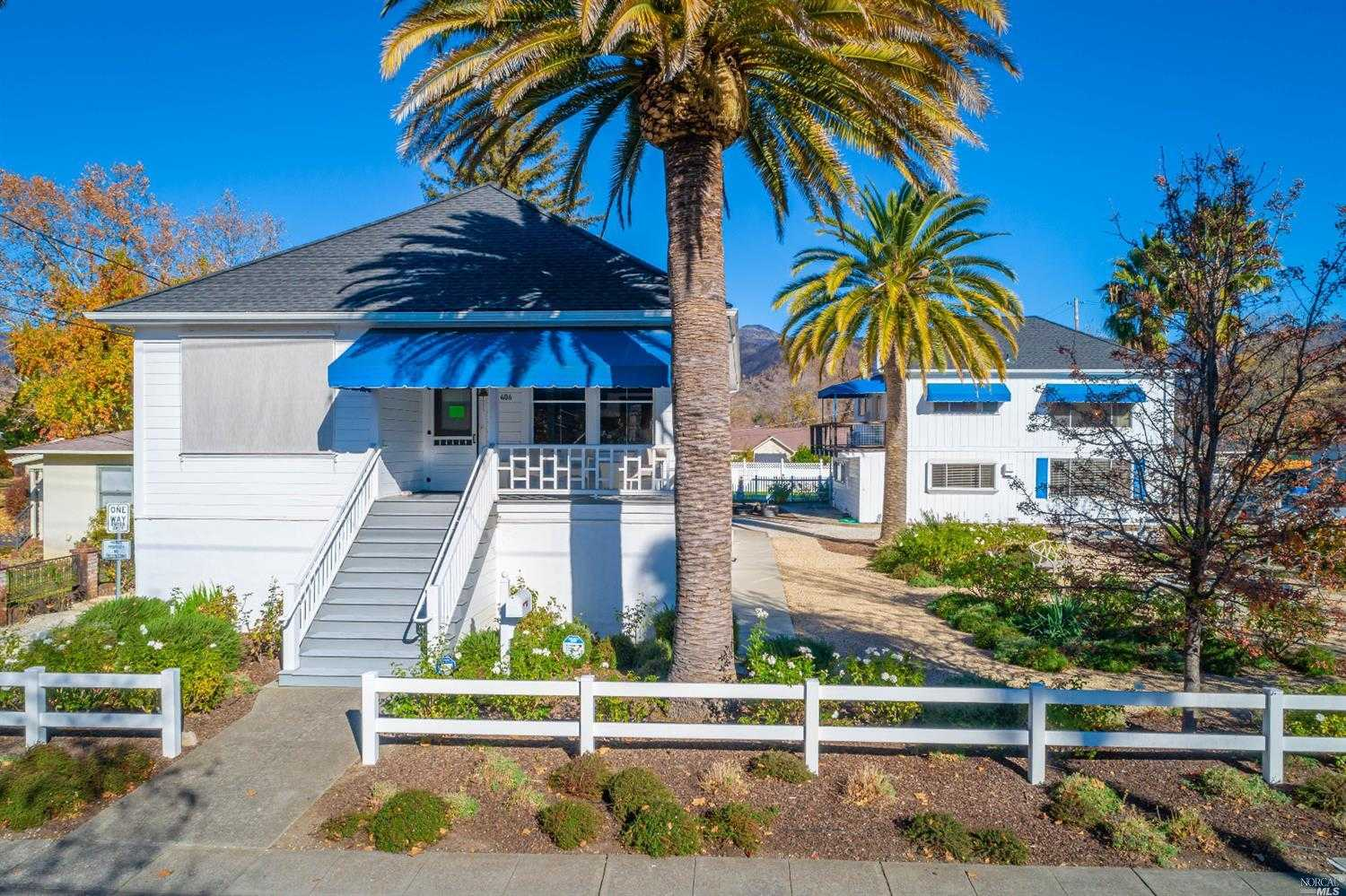 $1,800,000 - 3Br/2Ba -  for Sale in Calistoga