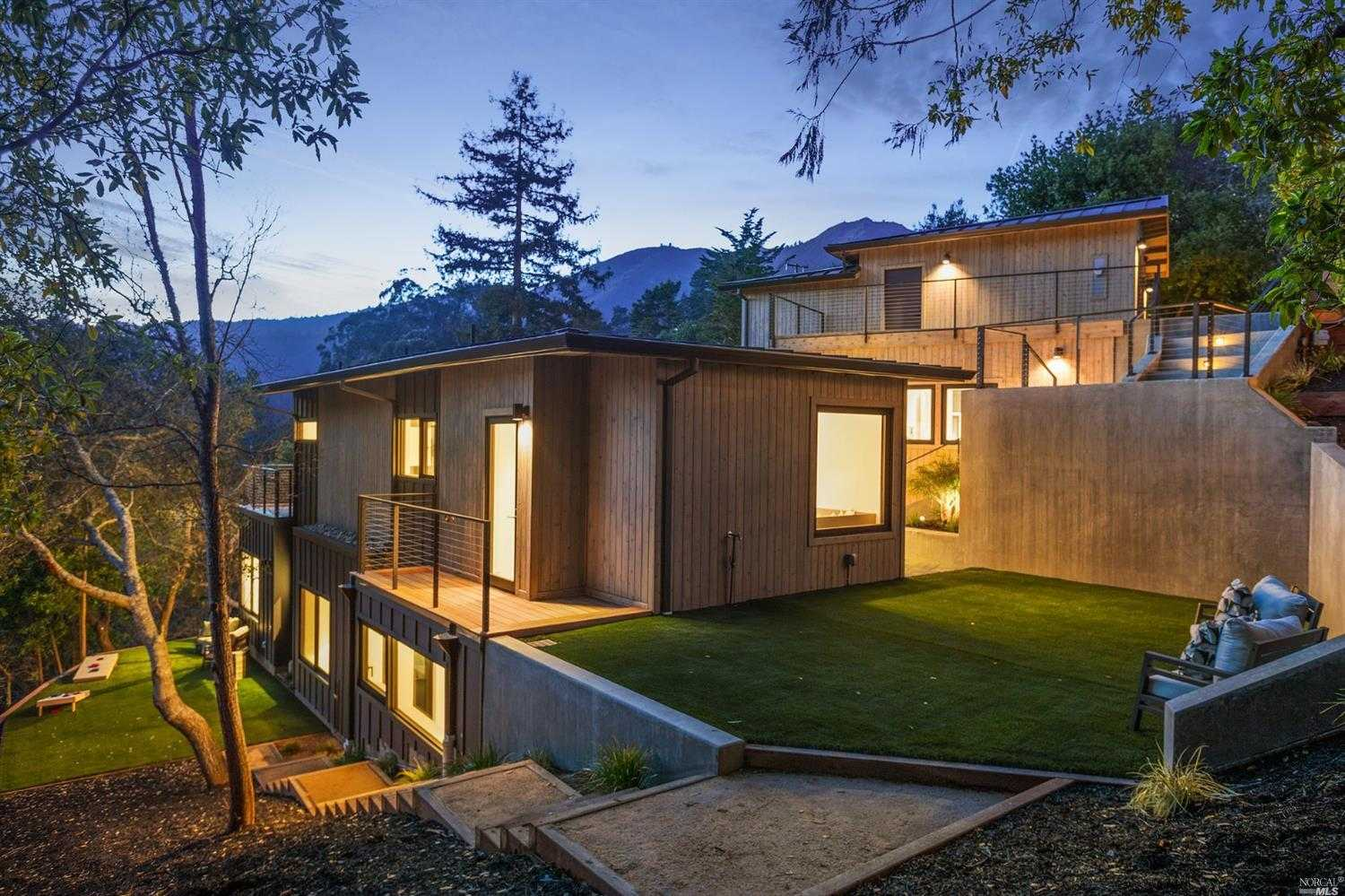 $5,300,000 - 5Br/5Ba -  for Sale in Mill Valley