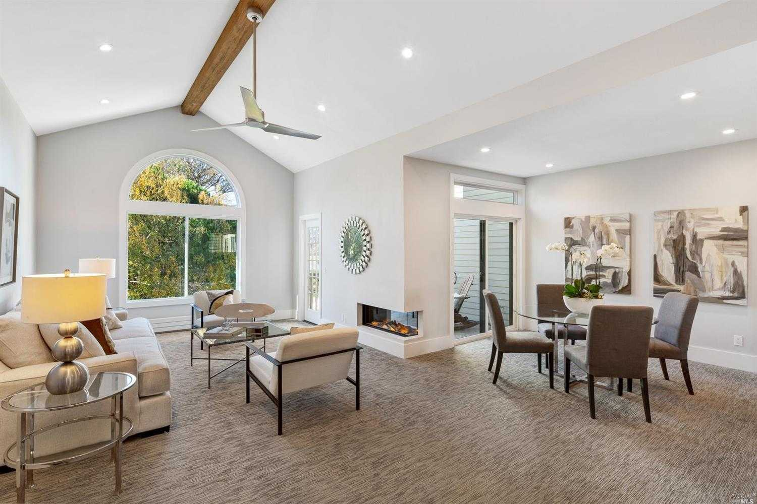 $1,298,000 - 2Br/2Ba -  for Sale in Eucalyptus Knoll, Mill Valley