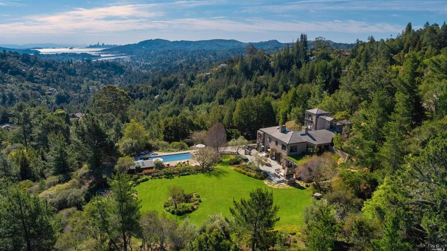 $13,750,000 - 5Br/6Ba -  for Sale in Mill Valley