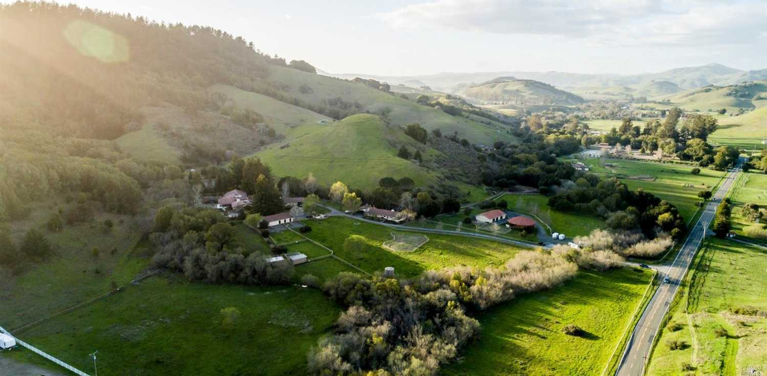$11,750,000 - 4Br/5Ba -  for Sale in Nicasio
