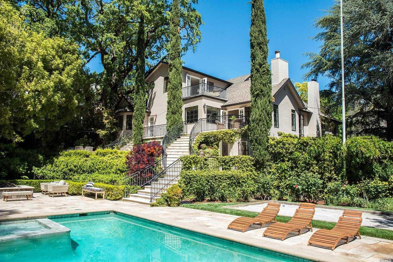 $4,495,000 - 4Br/5Ba -  for Sale in San Anselmo