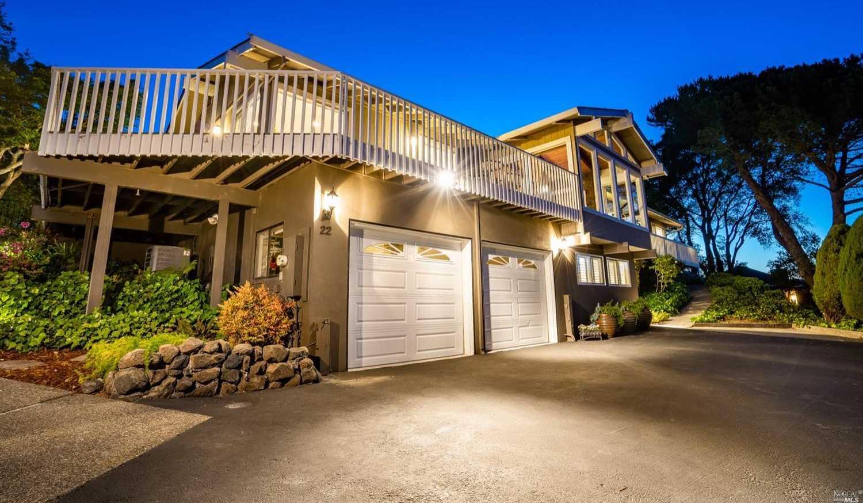 $1,750,000 - 4Br/4Ba -  for Sale in Bret Harte Heights, San Rafael
