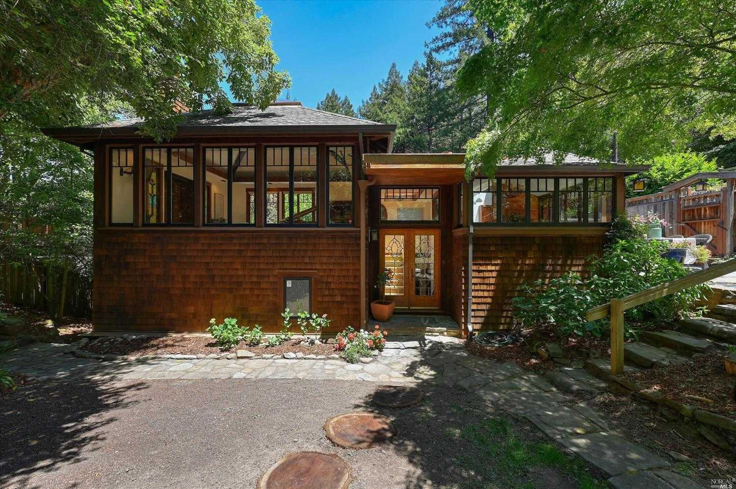 $1,995,000 - 3Br/2Ba -  for Sale in Mill Valley