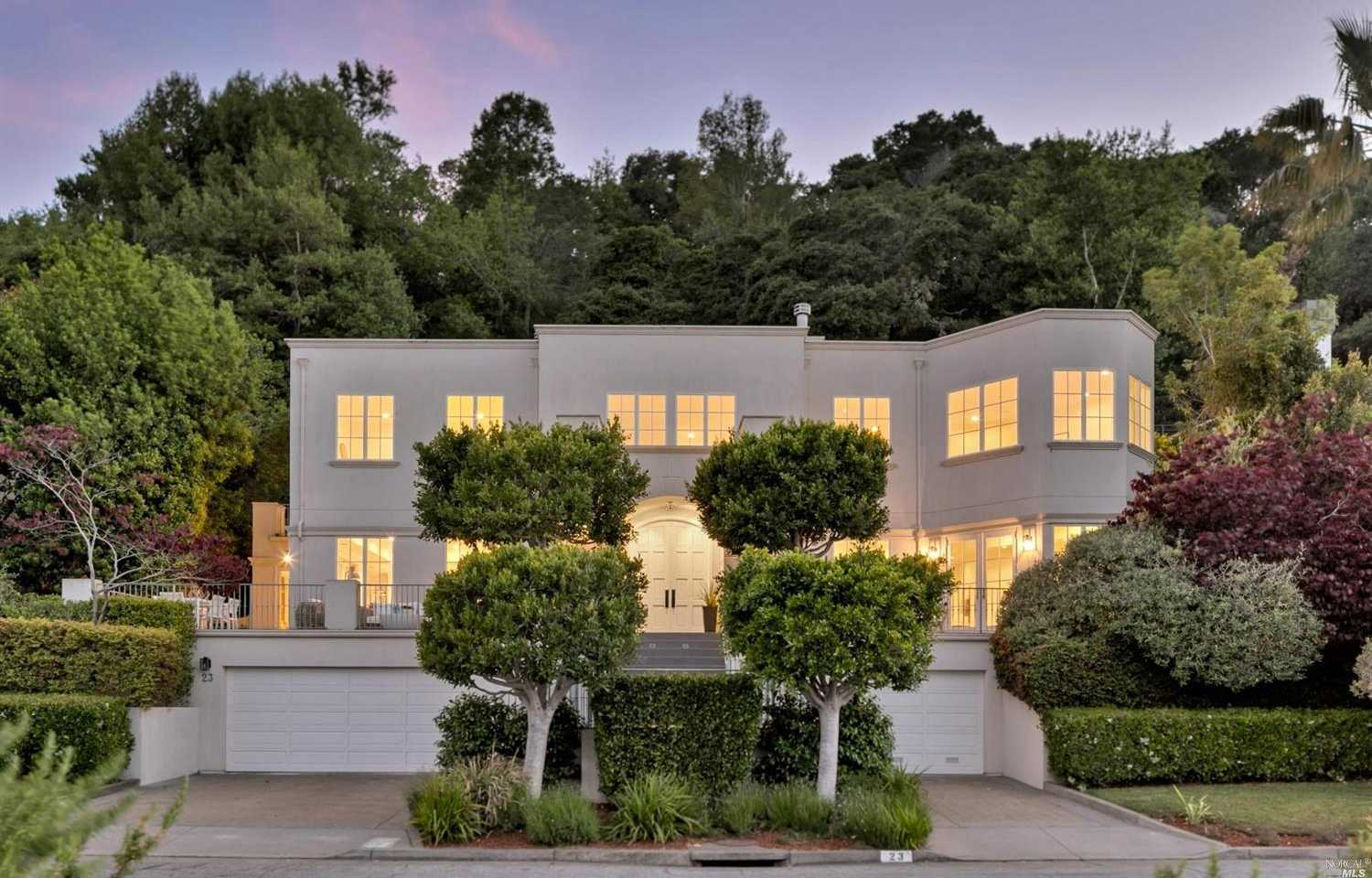 $3,995,000 - 5Br/5Ba -  for Sale in Mill Valley