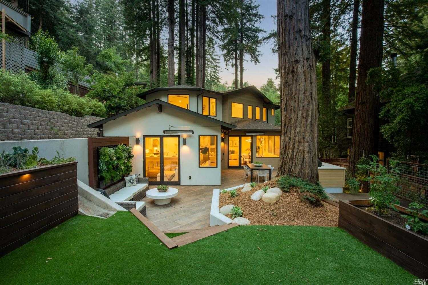 $3,850,000 - 4Br/4Ba -  for Sale in Mill Valley
