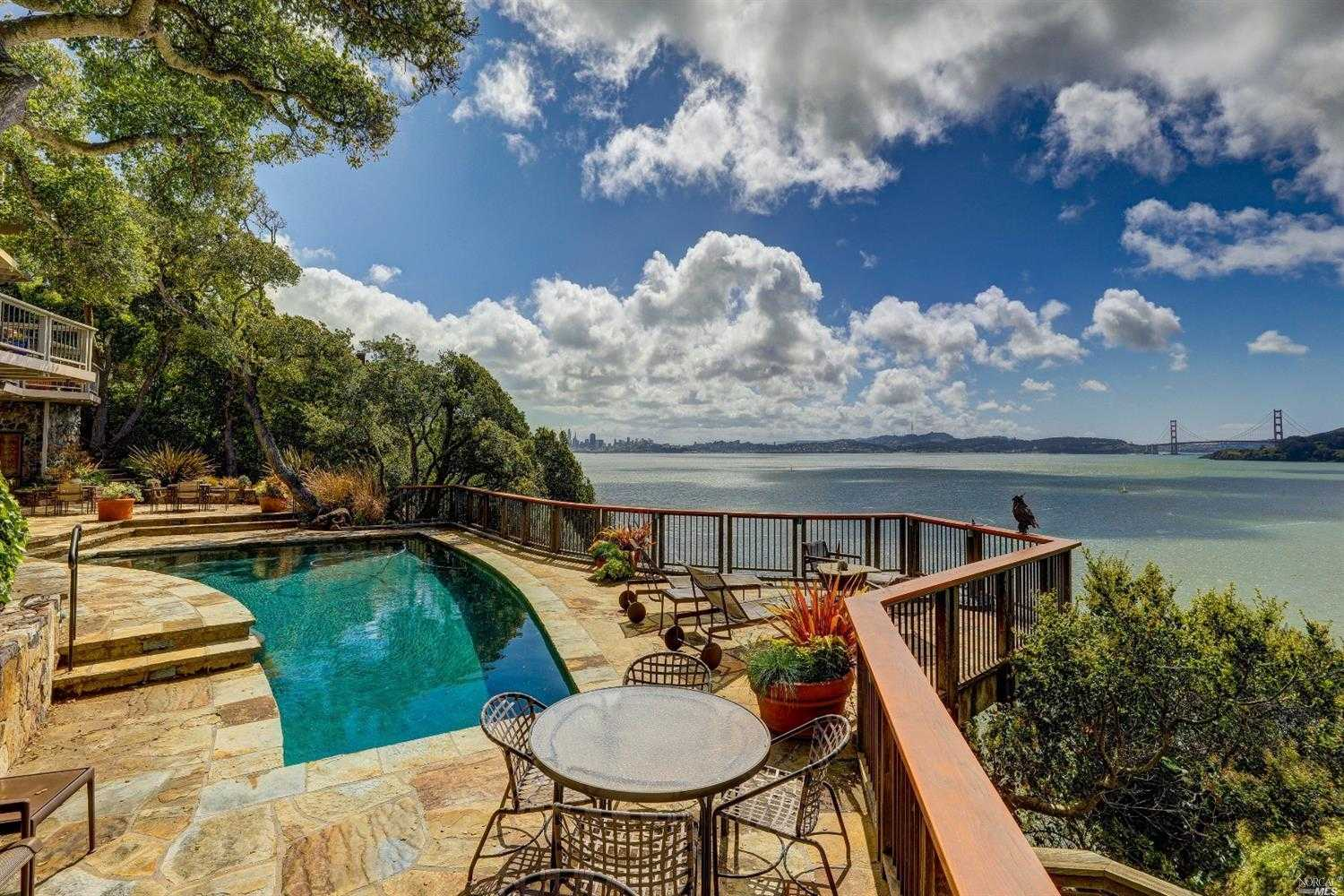 $15,000,000 - 4Br/5Ba -  for Sale in Belvedere