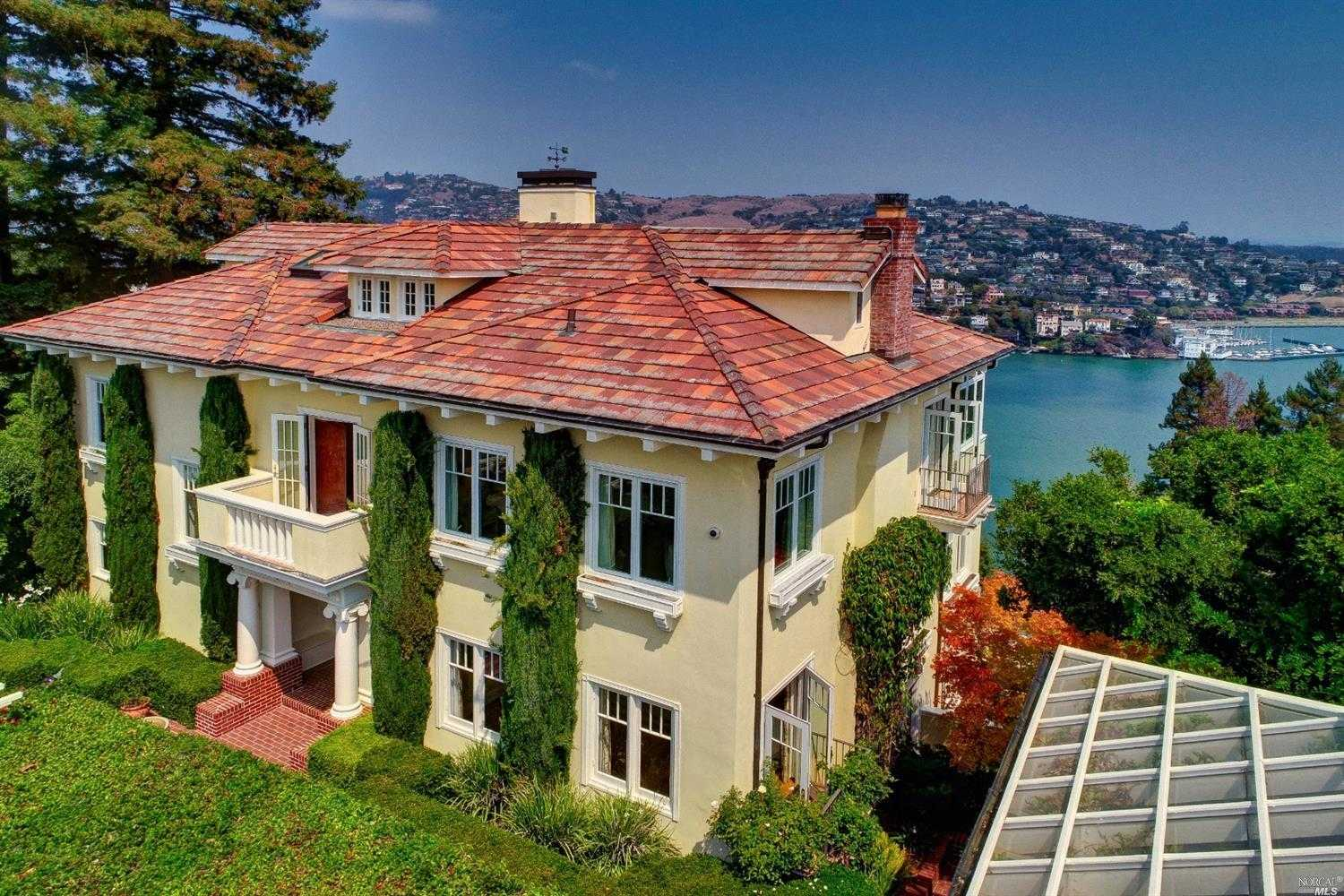 $12,250,000 - 8Br/8Ba -  for Sale in Belvedere