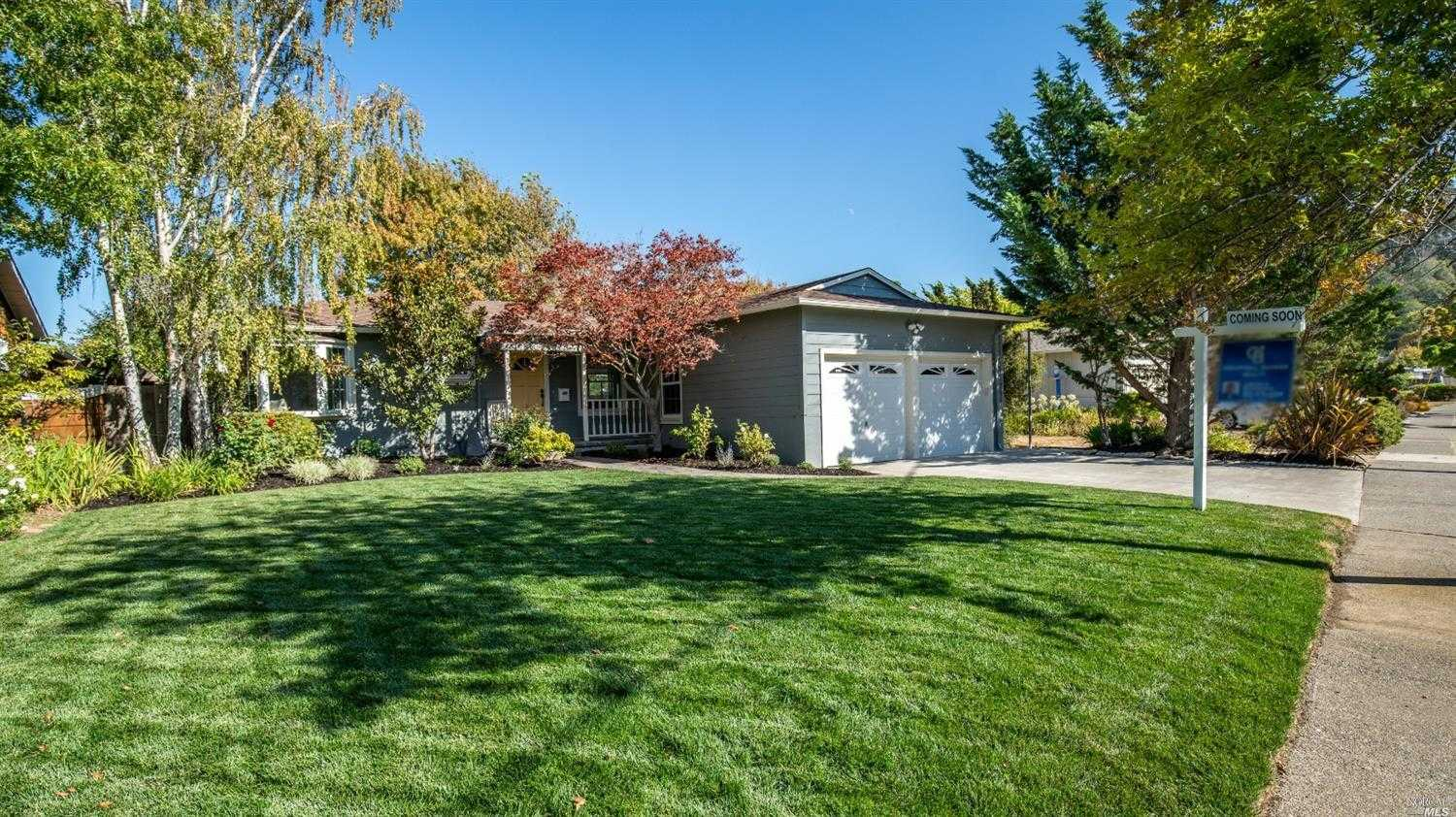$1,850,000 - 4Br/2Ba -  for Sale in Corte Madera