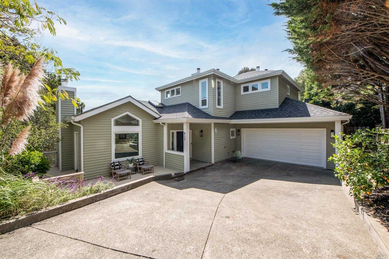 $2,395,000 - 4Br/4Ba -  for Sale in Mill Valley