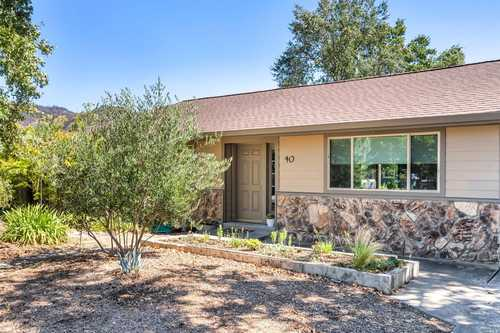 $1,195,000 - 3Br/2Ba -  for Sale in Calistoga