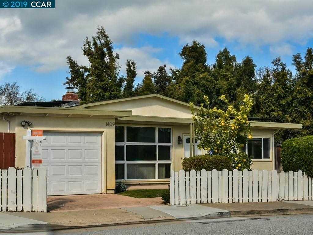 1409 Young Street SAN MATEO, CA 94401
