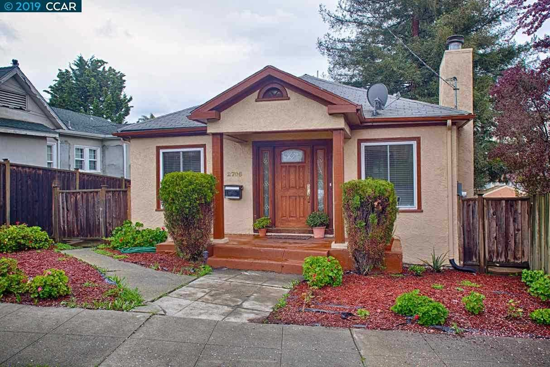 2706 Kingsland Ave OAKLAND, CA 94619