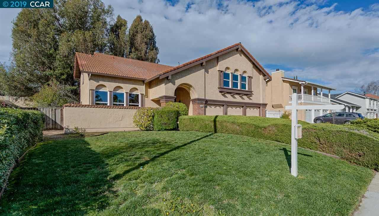 $1,275,000 - 4Br/3Ba -  for Sale in Inverness Park, San Ramon