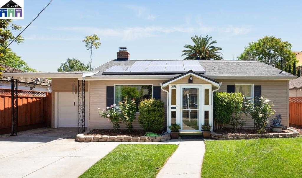 $1,098,800 - 3Br/2Ba -  for Sale in Willow Glen, San Jose