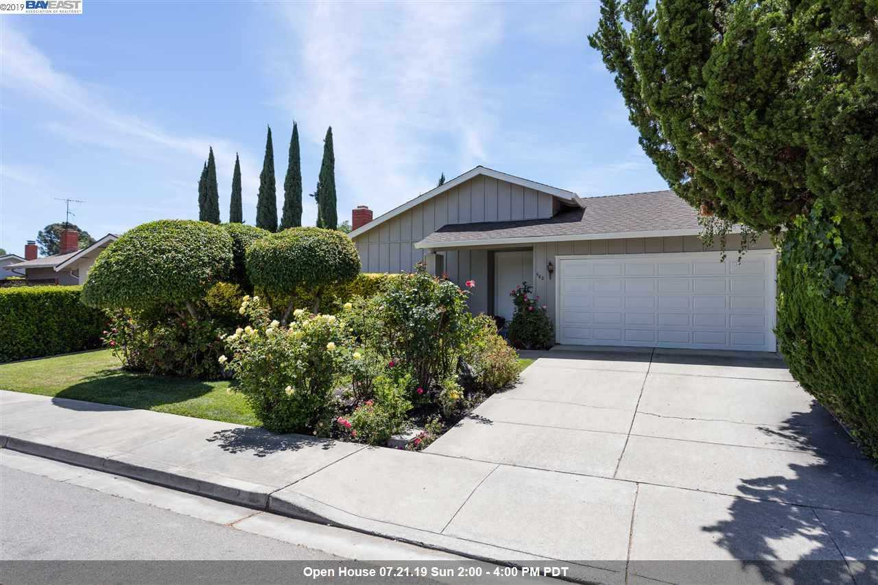 562 Starling Ave LIVERMORE, CA 94551