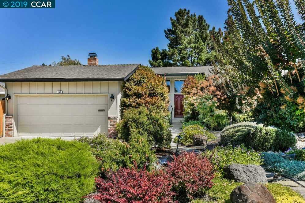 $1,075,000 - 4Br/2Ba -  for Sale in North Gate, Walnut Creek